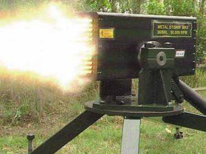 Metallstorm Firestorm System