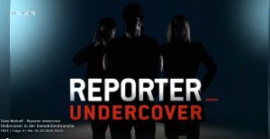 Reporter Undercover Doku