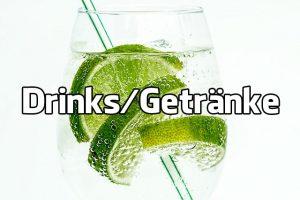 Drink Rezepte