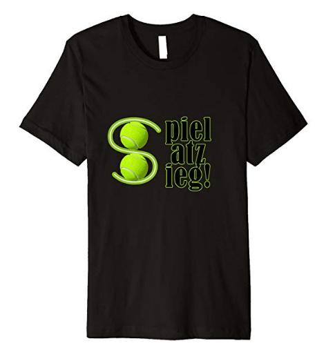 tennis tshirt