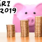 haushaltsbuch ausgaben märz 2019