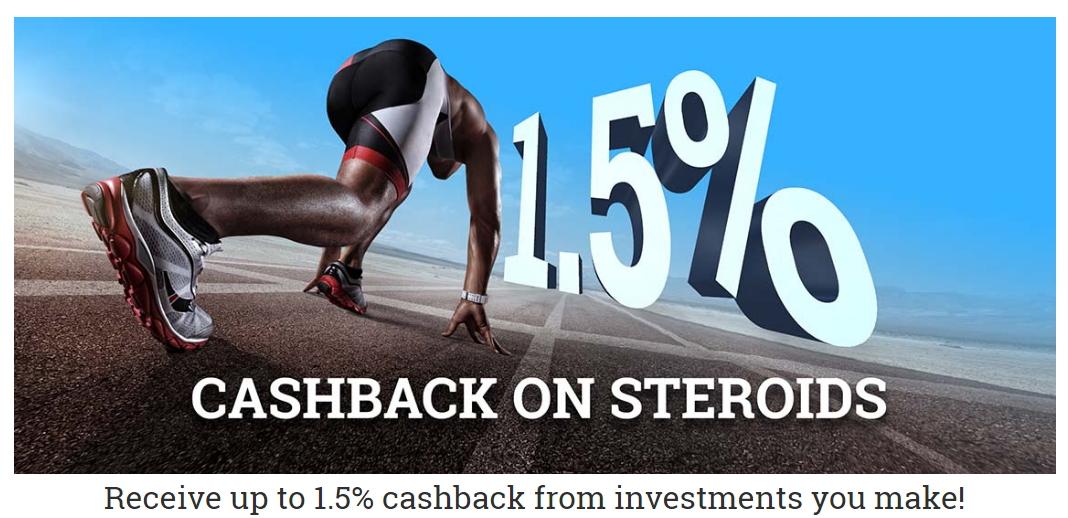 ReInvest24 Cashback