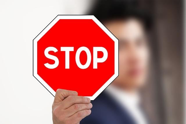 stop umkehren