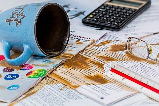 finanzplan fehler